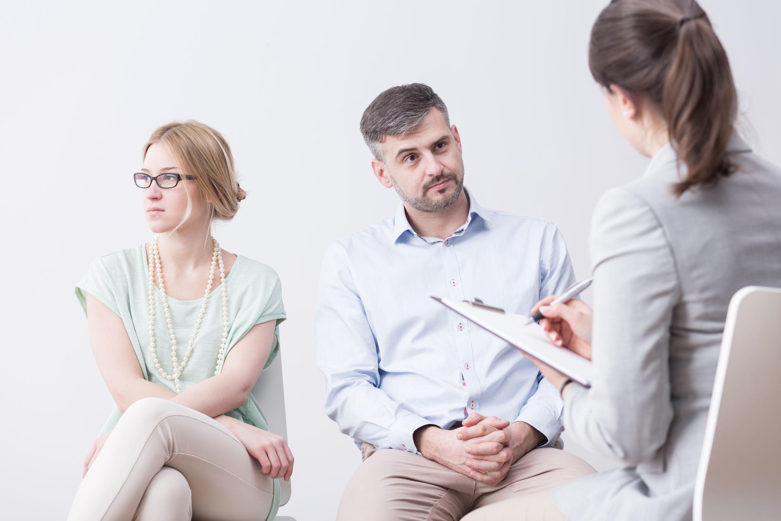 Hjelp til å unngå skilsmisse